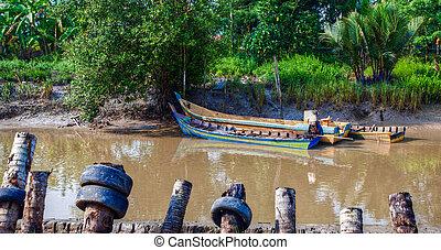 Malay Boats
