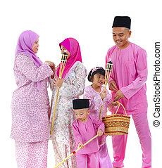 malay raya family