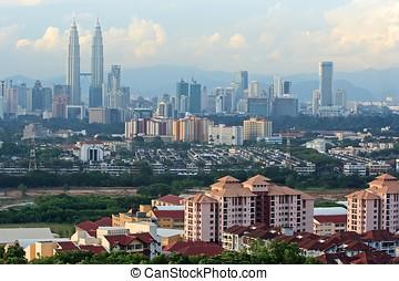 Malaysia Capital - Kuala Lumpur - Malaysia capital city...