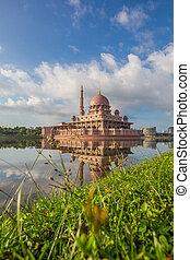 malaysia, moschea, putra, putrajaya