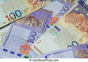 Malaysia Ringgit Note