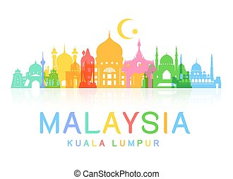 Malaysia Travel Landmarks