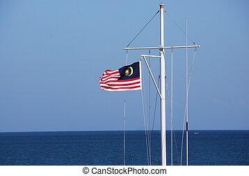 Malaysian Flag A