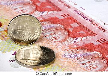 malaysian, moeda corrente