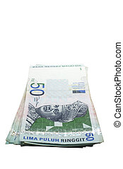 malaysian ringgit, currencies at malaysia, denomination of...
