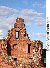 malbork, medievale, castello