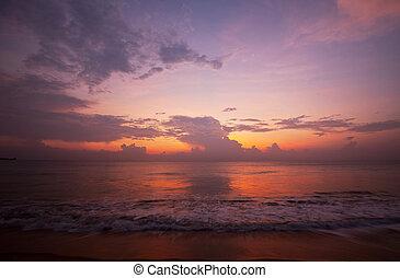 maldive, serenità