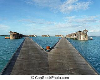 maldives, mar