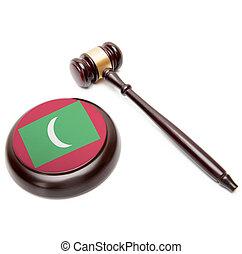 maldives, soundboard, nacional, -, aquilo, juiz, bandeira,...