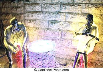 Festival of Lights in Jerusalem