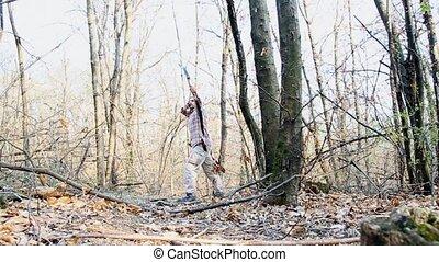 archer shooting