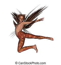 Male Autumn Fairy 2