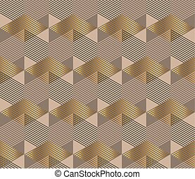Male business style seamless pattern vector illustration. Concept geometric tile background for luxury man surface print and web design, background, fabric.