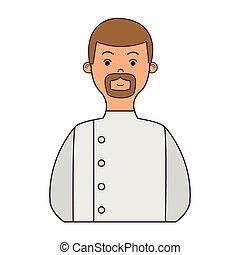 Male chef avatar