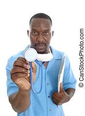 Male Doctor Or Nurse 4