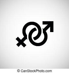 male & female symbol