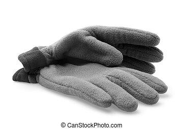 Male fleece gloves