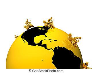 Globe trotter