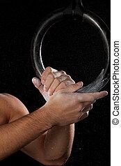 Male Gymnast