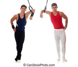 Male Gymnasts