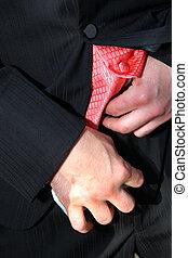 male is gatting ready, elegant formal ware