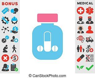 Male Medicine Icon