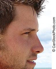 Male Model - Young Male model profile