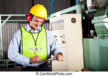 occupational health and safety officer - male occupational...