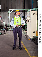 occupational safety inspector