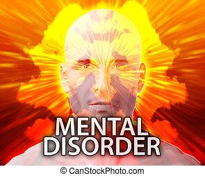 Male psychiatric mental disorder - Male psychiatric...