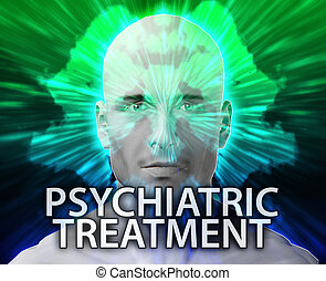 Male psychiatric treatment