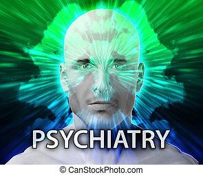 Male psychiatry treatment