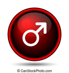 Male sign icon