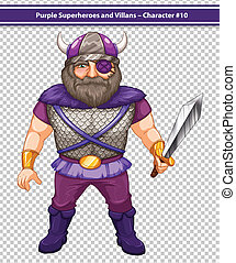 Male viking