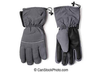 Male warm gloves