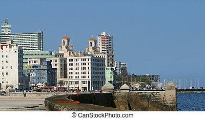 Malecon Havana Vedado