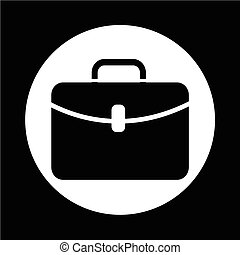 maletín, icono