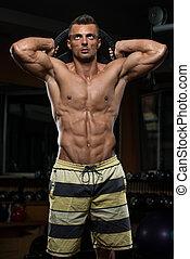 malhação, peso,  triceps
