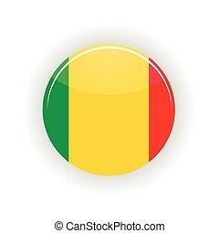 Mali icon circle