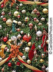 Mall Christmas Tree 2