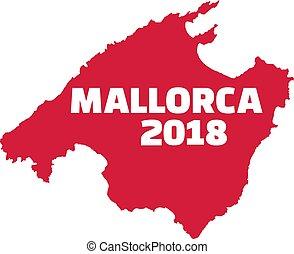 Mallorca 2018 froniert german - Mallorca 2018 country...