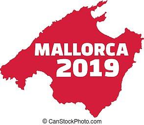 Mallorca 2019 froniert german - Mallorca 2019 country...
