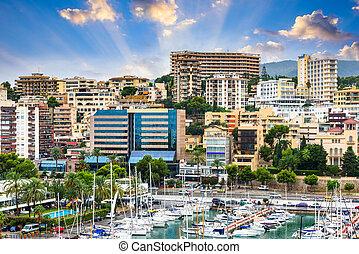 Mallorca, Spain Port