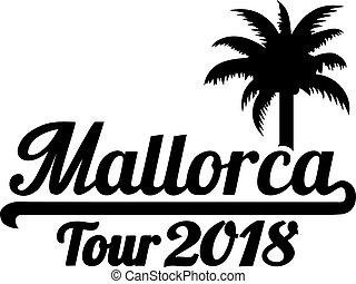 Mallorca tour two thousande 18 german - Mallorca tour 2018...