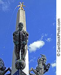 Malmo fountain 06
