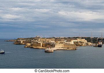 malta, 海景, 察看