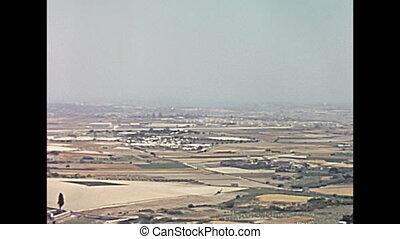 Malta aerial view