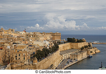 Malta Seascape View