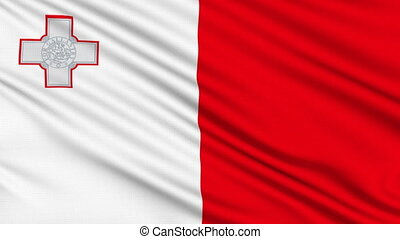 Maltese Flag.