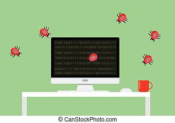 malware virus security attack